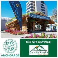 Go Hike Alaska  - Anchorage
