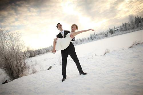 Winter Wedding at Bayshore