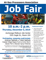 At-Sea Job Fair