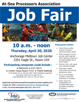 At- Sea Job Fair