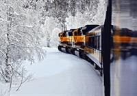 Alaska Railroad begins winter schedule on Saturday, Sept. 21