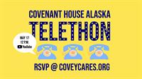Covenant House Alaska Telethon