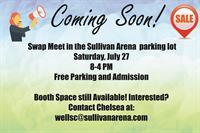 Swap Meet at the Sullivan Arena