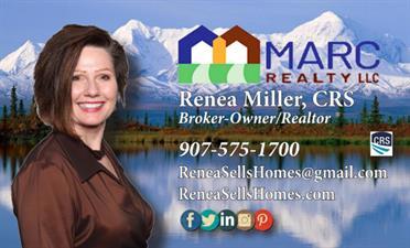 Renea Miller, Broker/Realtor, CRS