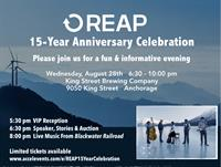 REAP 15-Year Anniversary Celebration