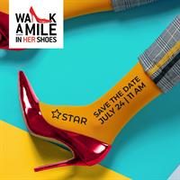 Walk a Mile in Her Shoes® is BACK!