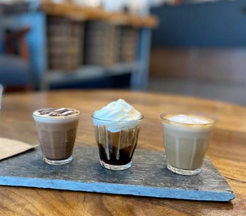 Sip Coffee Flight