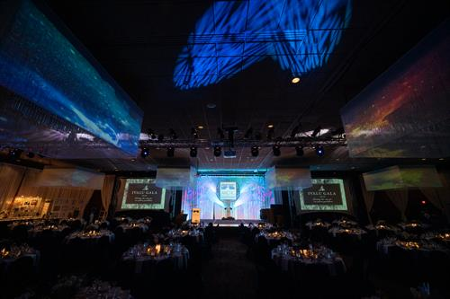 Fantastic gala event design & execution