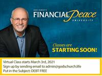 FINANCIAL PEACE UNIVERSITY--GET OUT OF DEBT NOW!
