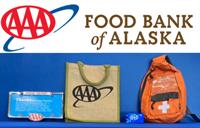 AAA Alaska is holding a Food Drive!