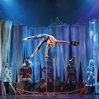 Cirque Dreams Holidaze lights up the Anchorage holiday season