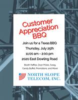 Customer Appreciation Open House and BBQ