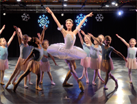 Attn! All Who Have a Young Prospective Dancer in Your Family! Event this Weekend