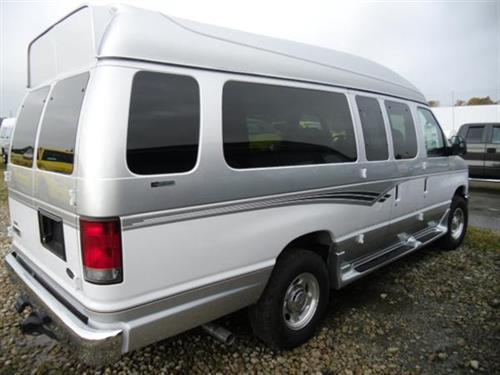 Luxury Van Rental