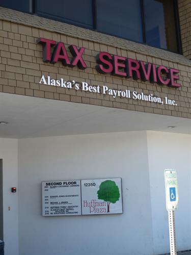 Payroll & Tax Service