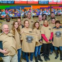 Anchorage Chamber Recognizes Service Members with the 2020 Military Appreciation Bowl-A-Thon