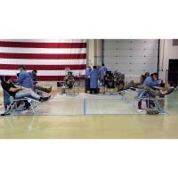 Alaska National Guard blood drive for Blood Bank of Alaska