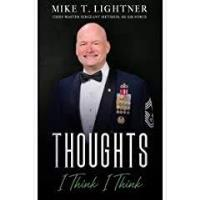 ''Thoughts I Think I Think'' Now Available on Amazon!