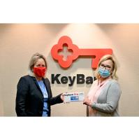KeyBank Donates $15,000 for United Way of Anchorage's Emergency Cold Weather Shelter Program