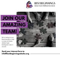 Best Beginnings Now Seeking Board Members