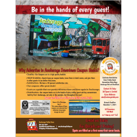 2022 Anchorage Trolley Coupon Book