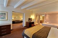 Enjoy a relaxing night in our 2 bedroom Celebrity Suite