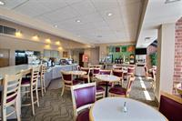 Start your morning with a complimentary deluxe breakfast buffet