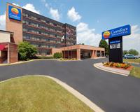 Welcome to the Comfort Inn & Suites Madison Airport