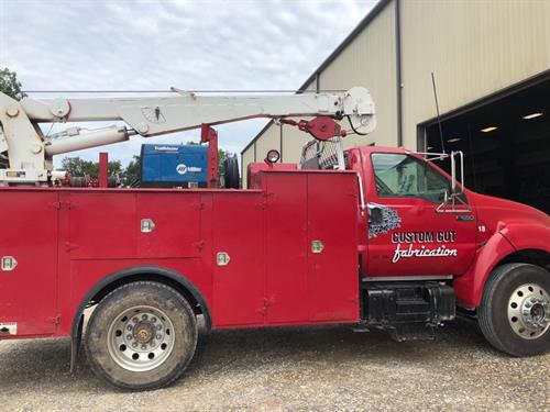 Need us to come to you? We have multiple service trucks in which a technician can come to you!