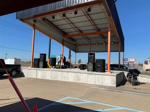 The Lawless Harley-Davidson Blues Highway Stage