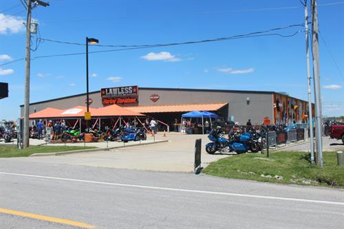 Lawless Harley-Davidson Store Front