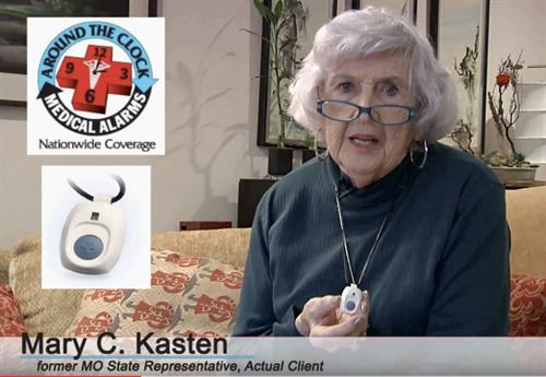 Mary Kasten, client