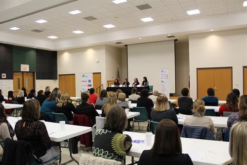 Women's Workshop Healthy Living Panel