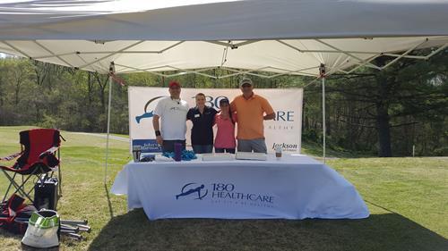 Jackson Golf Tournament 2018