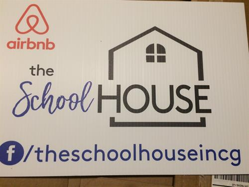 The SchoolHOUSE AirBNB