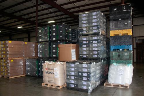 Warehouse Storage Services