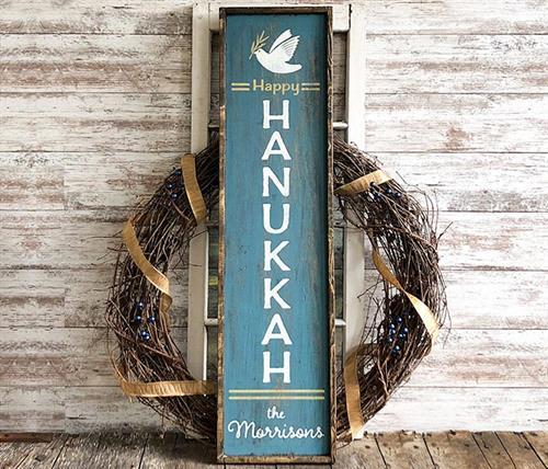 Gallery Image HANUKKAH_-_Hanukkah_Porch_14x50_Framed.jpg
