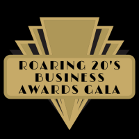 The Roaring 20's Business Awards Gala