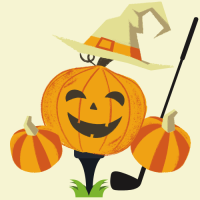 Golf & Ghouls - Fall Golf Scramble