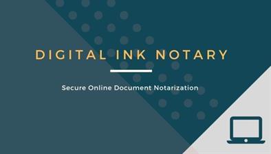 Digital Ink Notary, LLC