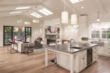 Carrick Helmsley Kitchen