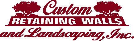 Custom Retaining Walls & Landscaping