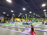 Air Insanity Indoor Trampoline Park