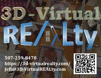 3D - Virtual REALty - Rochester