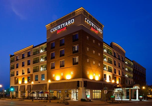Courtyard by Marriott - Rochester St. Mary's