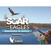 National Eagle Center announces schedule for SOAR with the Eagles festival in March