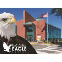 National Eagle Center Open on Labor Day