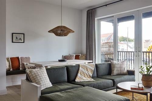2 Bedroom Dining Area