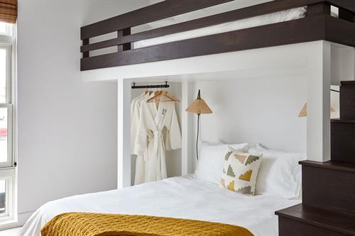 Bunk Room in 2 Bedroom