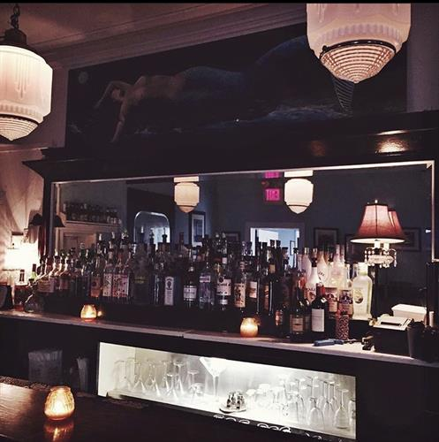 Enjoy a classic cocktail from The King Edward Bar!